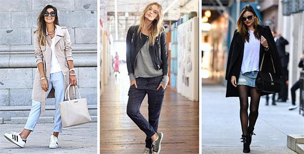 Стиль кэжуал для женщин – правила сочетания одежды