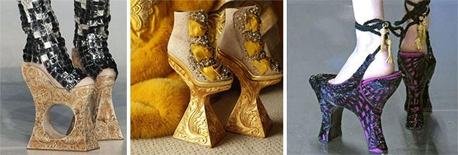 Обувь Guo Pei