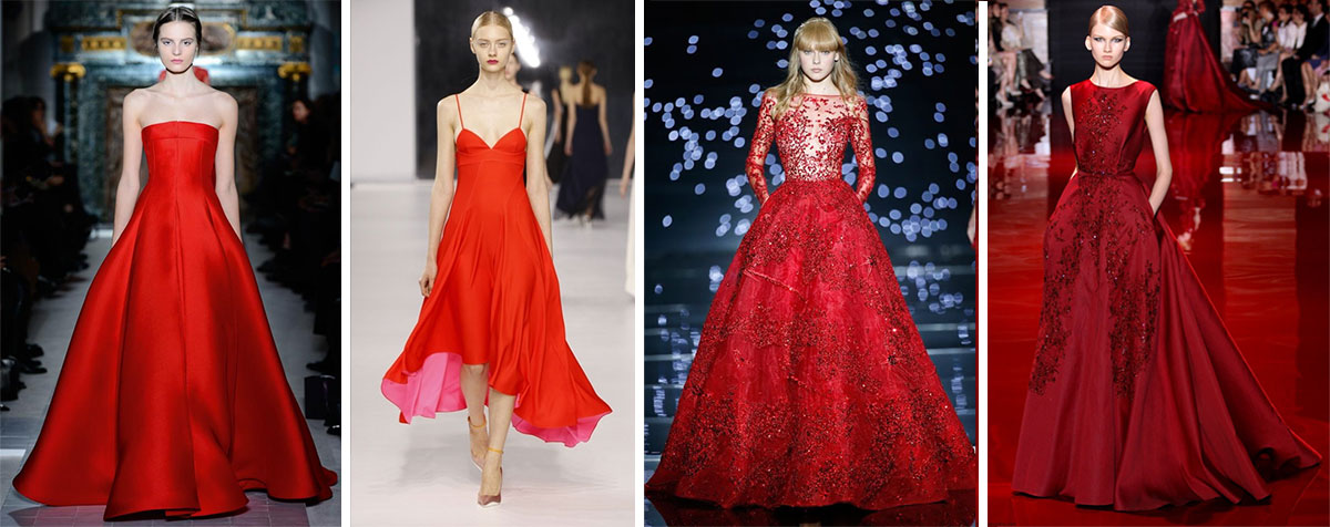 a91c578b752 Красные вечерние платья от кутюр