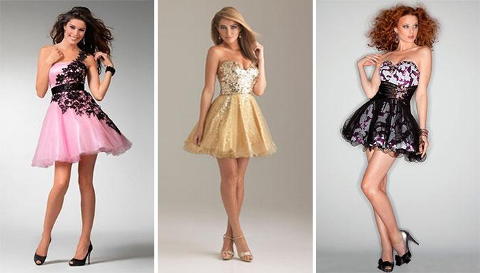 Нарядные платья в стиле беби-долл