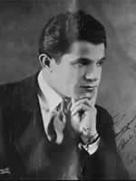 Портрет Сальваторе Феррагамо